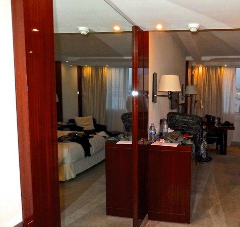 Hyatt Regency Casablanca : Our room