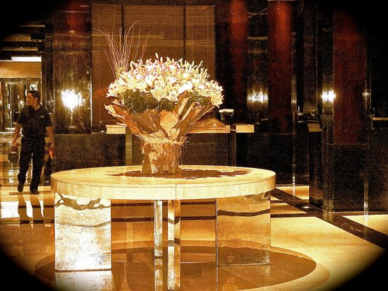 Hyatt Regency Casablanca : Lobby