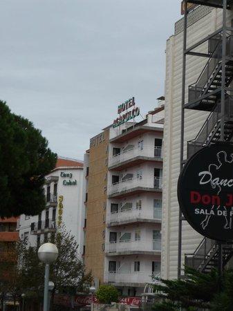 Hotel Acapulco Lloret de Mar: Hotel Acapulco Llorét de Mar