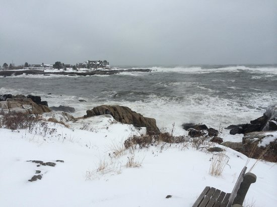Harbor Inn: Ocean at Kennebunkport