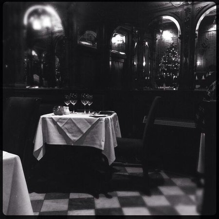 Cafe Royal: Nostalgie