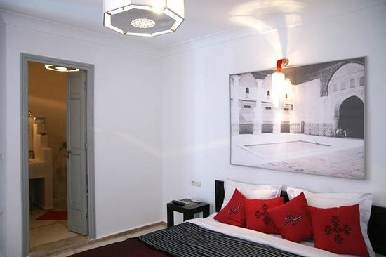 Une chambre du Dar Chadia.