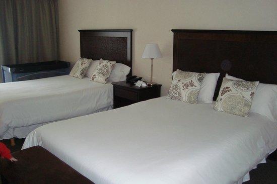 Howard Johnson Hotel and Convention Center Madariaga Carilo: cuarto