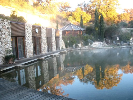 Hotel Adler Thermae Spa & Relax Resort: zona termale