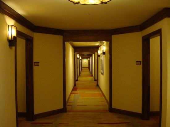 The Ritz-Carlton, Dove Mountain: Hotel hallway
