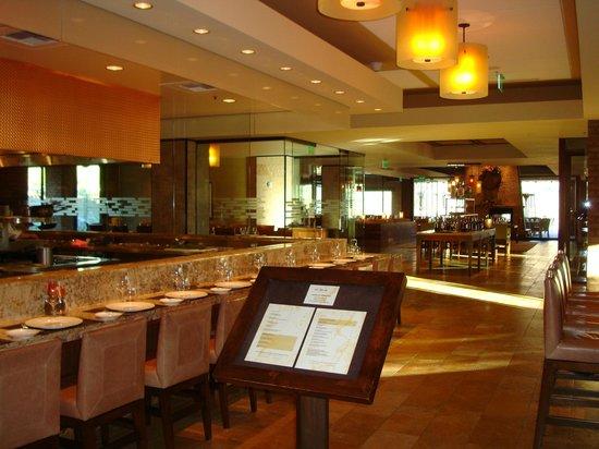 The Ritz-Carlton, Dove Mountain: Hotel restraunt - CORE Kitchen