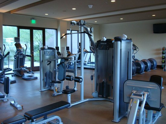 The Ritz-Carlton, Dove Mountain : Gym