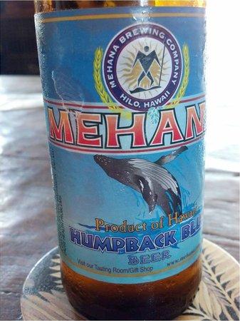Mehana Brewing Company : Humpback blue