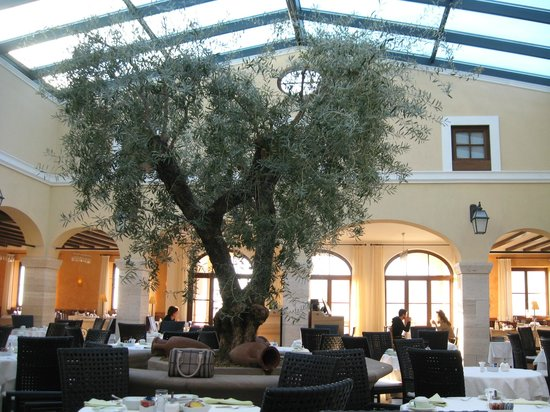 Hotel Adler Thermae Spa & Relax Resort: ristorante