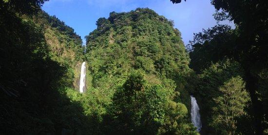 Portsmouth, Dominica: Trafalgar Falls
