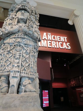 The Field Museum: Ancient Americas.