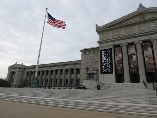 The Field Museum.
