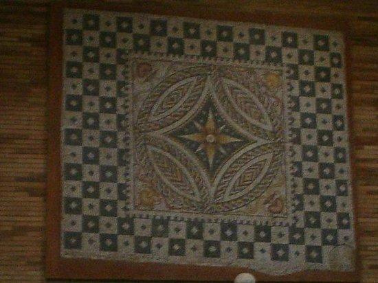 Mosaico picture of museo nacional de arte romano merida for Mosaico romano