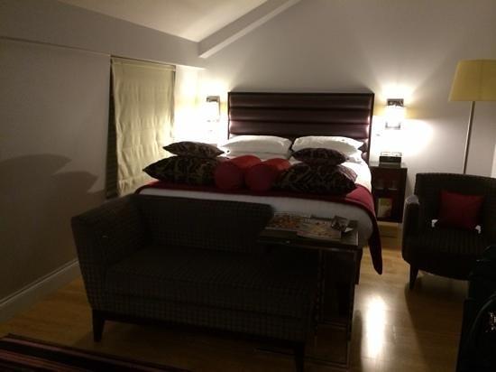 Hotel Indigo London-Paddington: habitacion