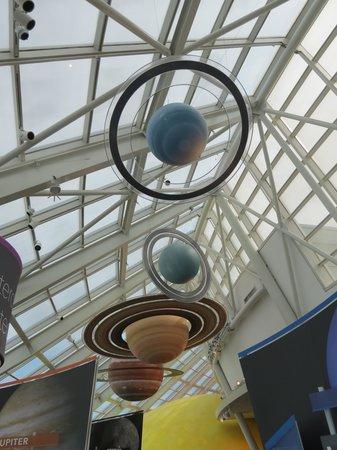 Adler Planetarium: Planets.