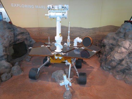 Adler Planetarium: Mars Rover!