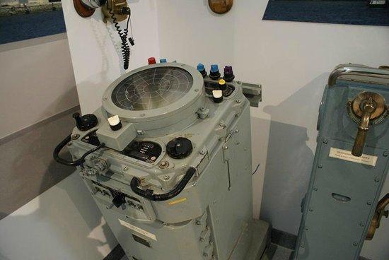 Museo Naval: Radar