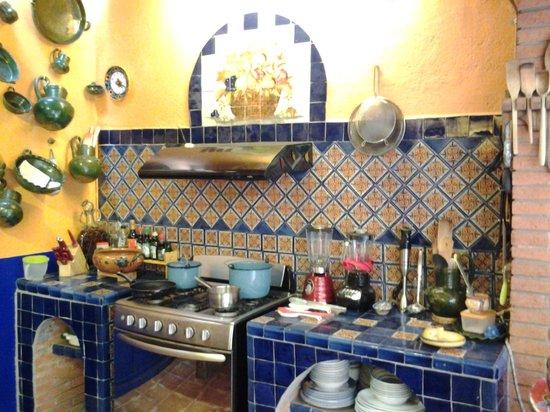 Attirant La Cocina Oaxaquena: Socorrou0027s Beautiful Kitchen