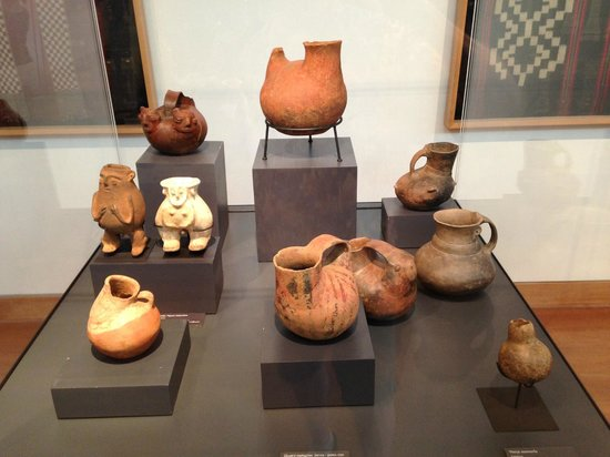 Santa Rita Winery: Santa Rita's Pre-Columbian art museum alone makes the trip here worthwhile