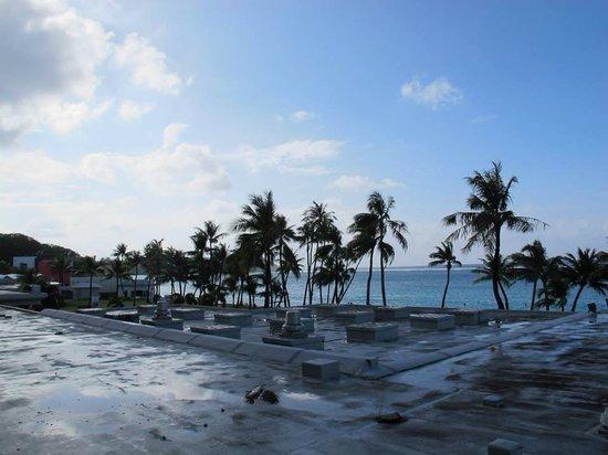 Fiesta Resort Guam : バルコニーからの景色