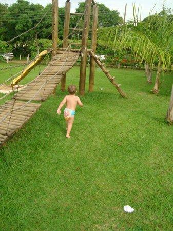 Lagoa Termas Parque: parque infantil