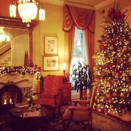 Hamilton-Turner Inn : Christmas 2013