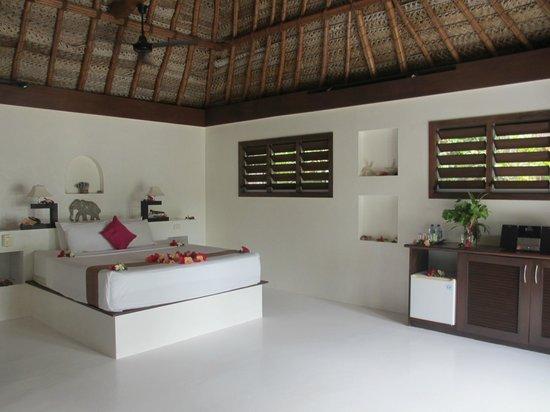 Navutu Stars Fiji Hotel & Resort : Room