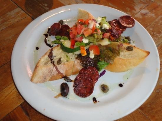 Fins Cafe: yummy lunch !