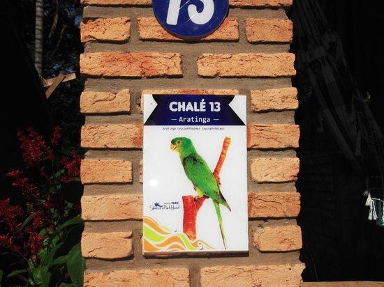 Silvestre Park Hotel Eco Resort : chalé