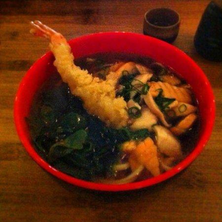 Sushi Bar Bazel: Miso udon soup