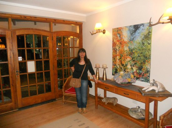 Las Marianas Hotel: recibidor