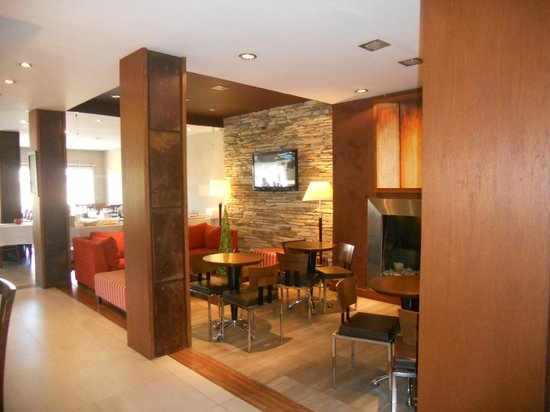 Quillen Hotel & Spa: recepcion