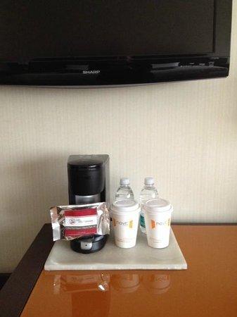 Hotel Novit : Coffee