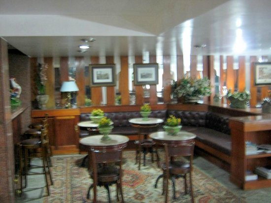 Hotel York: Vista do Saguão I