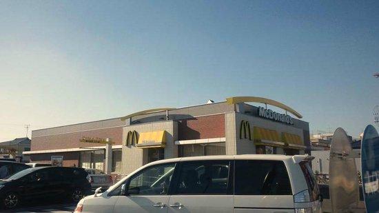 McDonald's Kashiwa Sakaine