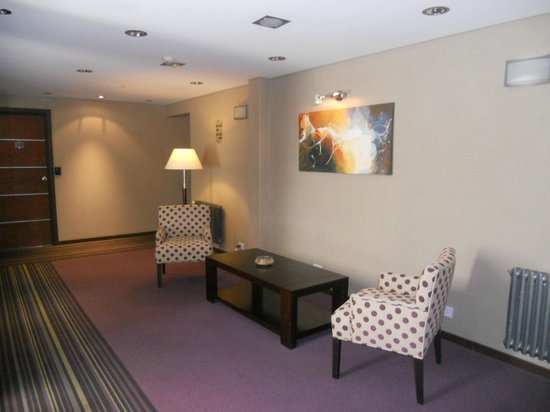 Quillen Hotel & Spa: 1 piso