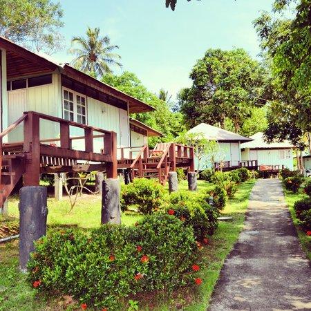 Phi Phi Hill Resort: Bungalows