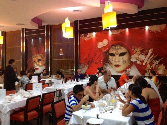 Hotel Riu Palace Peninsula Italian Restaurant