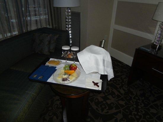 Hilton Boston Back Bay: Hospitality, thank you!