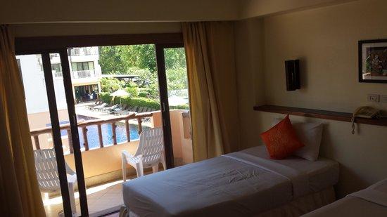 Srisuksant Resort : our room