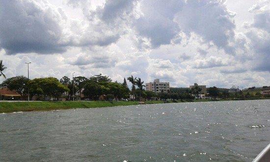 Boa Esperanca, MG: Lindo lago dos encantos.
