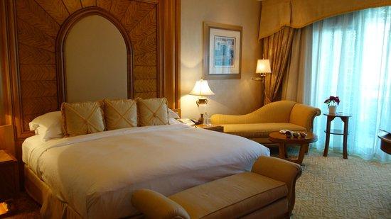Emirates Palace: 寝室