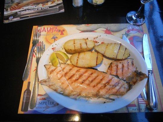 Jauja Restaurante y Parrilla: MI COMIDITA
