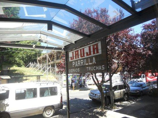 Jauja Restaurante y Parrilla: AFUERA