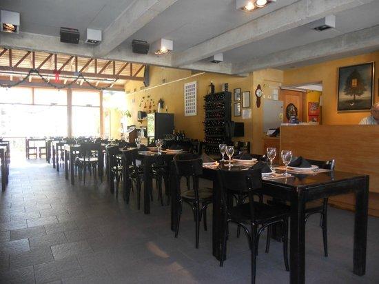 Jauja Restaurante: EL SALON