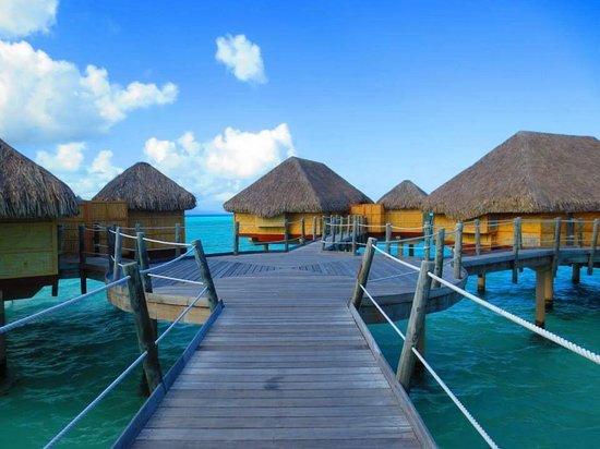 Le Taha'a Island Resort & Spa: Breathtaking