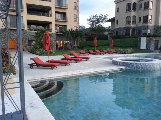 Reserva Conchal Beach Resort, Golf & Spa: Malinche pool
