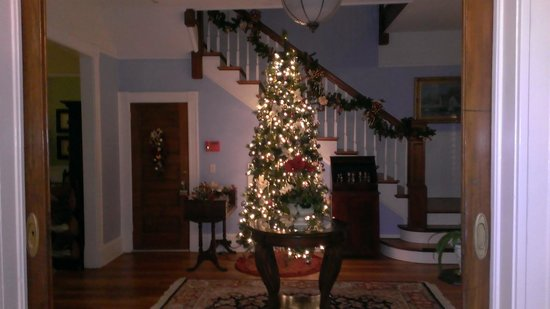 Blue Heron Inn - Amelia Island : Christmas Tree