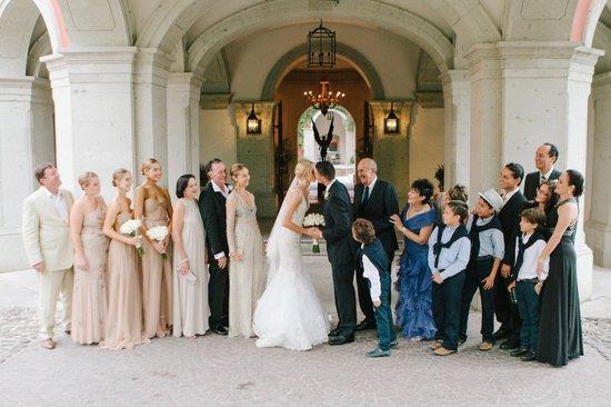 Rosewood San Miguel de Allende: just married