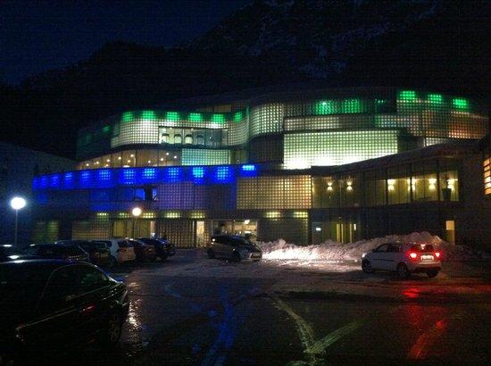 Hotel Continental: balneario